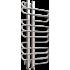 Водяной полотенцесушитель Роснерж Вихрь L141000 100x50