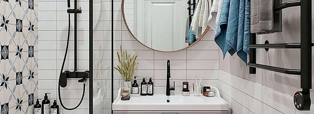 Выбираем электрический полотенцесушитель для ванной комнаты